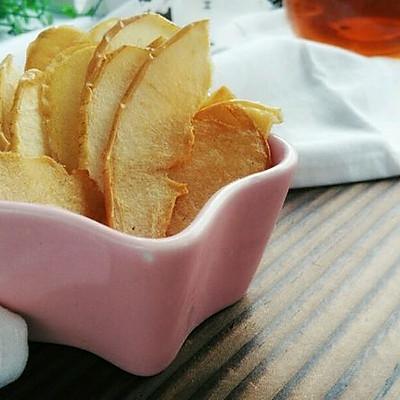 香烤苹果干