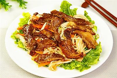 超级解馋的韩式烤肉做法