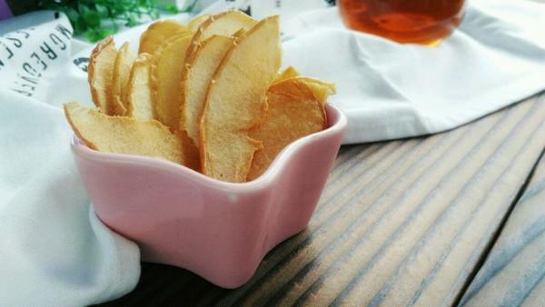 香烤苹果干的做法