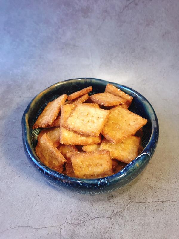 停不下来的小食:孜然小米锅巴