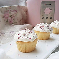 玫瑰奶油小蛋糕的做法图解15