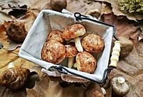 造型香菇包的做法