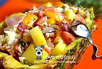菠萝咕噜饭的做法