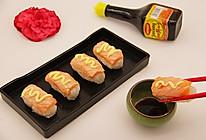 三文鱼寿司#美极鲜味汁#的做法