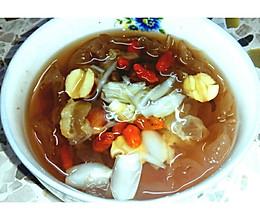 四物鱼胶汤的做法