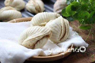 贝壳花卷#方太一代蒸传#