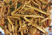 凉拌竹笋的做法