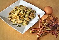 春天的味道~香椿头炒鸡蛋的做法