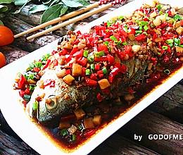 富贵祥和的干烧黄鱼的做法