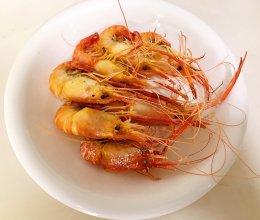 盐炝虾的做法