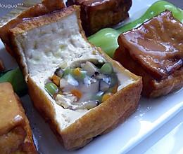 天贝豆腐盒的做法
