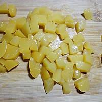 超软爱心黄桃面包(波兰种)的做法图解17
