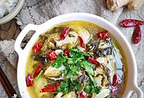 老坛酸菜鱼#餐桌上的春日限定#的做法