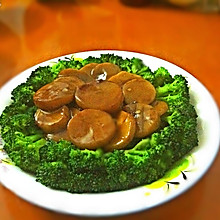 酱汁杏鲍菇