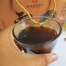 桦褐灵芝泡水