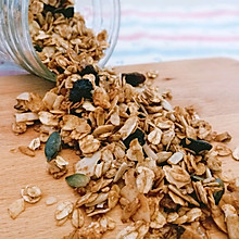 谷物麦片——Granola麦片
