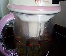 五谷杂粮养生豆浆的做法