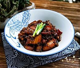 #就是红烧吃不腻!#梅菜红烧肉的做法