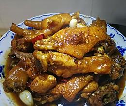 红烧鸡的做法