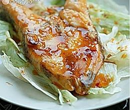 鳕鱼卧生菜的做法
