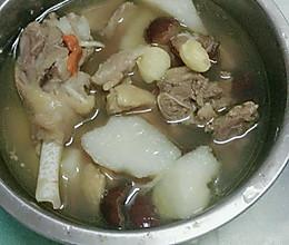 当归山药鸭肉汤的做法