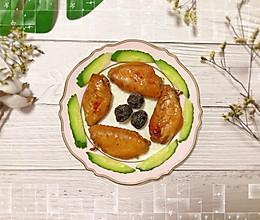 ㊙️黄油梅子烤鸡翅的做法