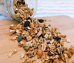谷物麦片——Granola麦片的做法