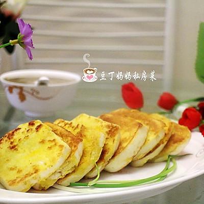 【香煎馒头片】——很美味的简易早餐