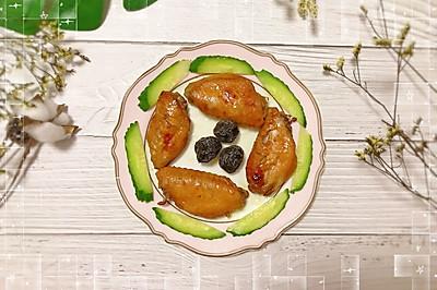 ㊙️黄油梅子烤鸡翅