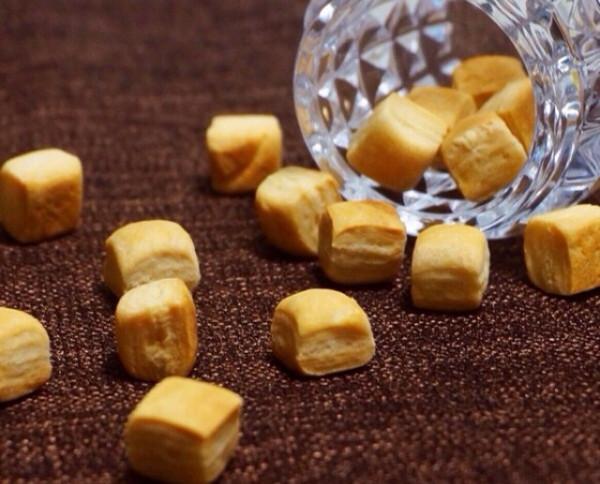 台湾人气零食【口袋饼干】的做法