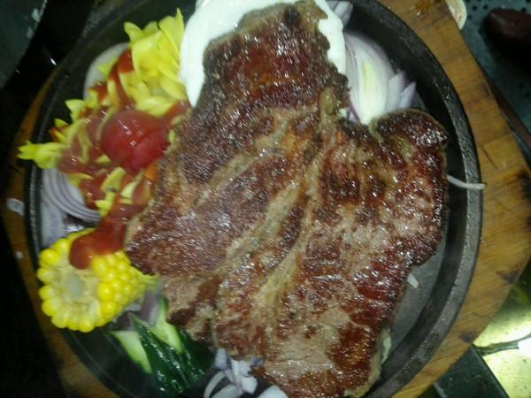 牛排腌制的做法