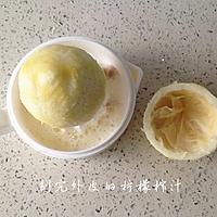 清新口味的百搭柠檬酱的做法图解2