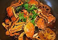 香辣大闸蟹的做法