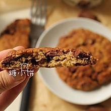 香蕉燕麦巧克力软饼