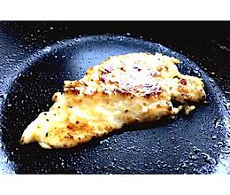 黑椒蒜香鸡胸肉的做法