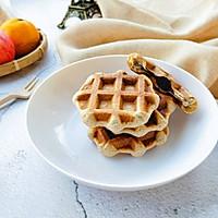 全麦夹心华夫饼(低脂酵母版)的做法图解9