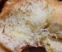 椰蓉黄油面包的做法