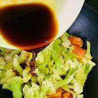 #百变鲜锋料理#鲍汁蚝油西红柿炒花菜的做法图解16