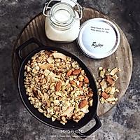 椰子油烤燕麦片的做法图解5