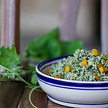 野菜南瓜藜麦饭