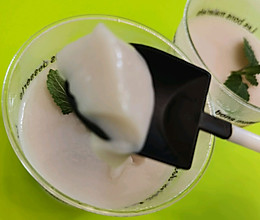 快手简单的新鲜椰奶冻的做法