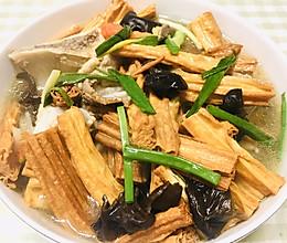 河蚌鲜汤的做法