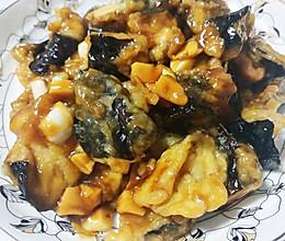 红烧茄子(搭配白米饭最美味)的做法