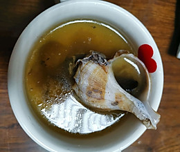 海螺橄榄汤的做法