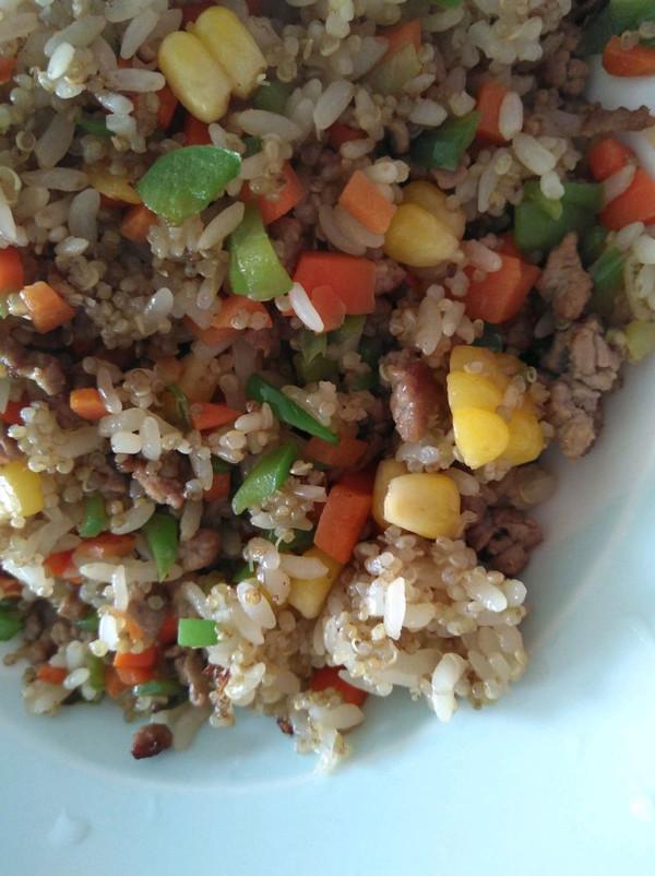 宝宝早餐食谱:糯米藜麦饭的做法