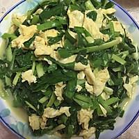 韭菜炒鸡蛋的做法图解7