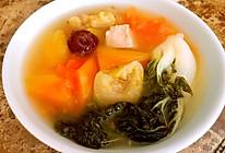 入秋蔬果滋润汤的做法
