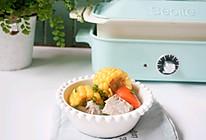 超级鲜美的排骨玉米汤的做法
