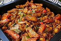 炒鸡好吃的干锅肥肠的做法