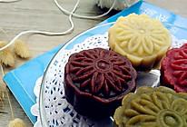 健康月饼——桃山月饼的做法
